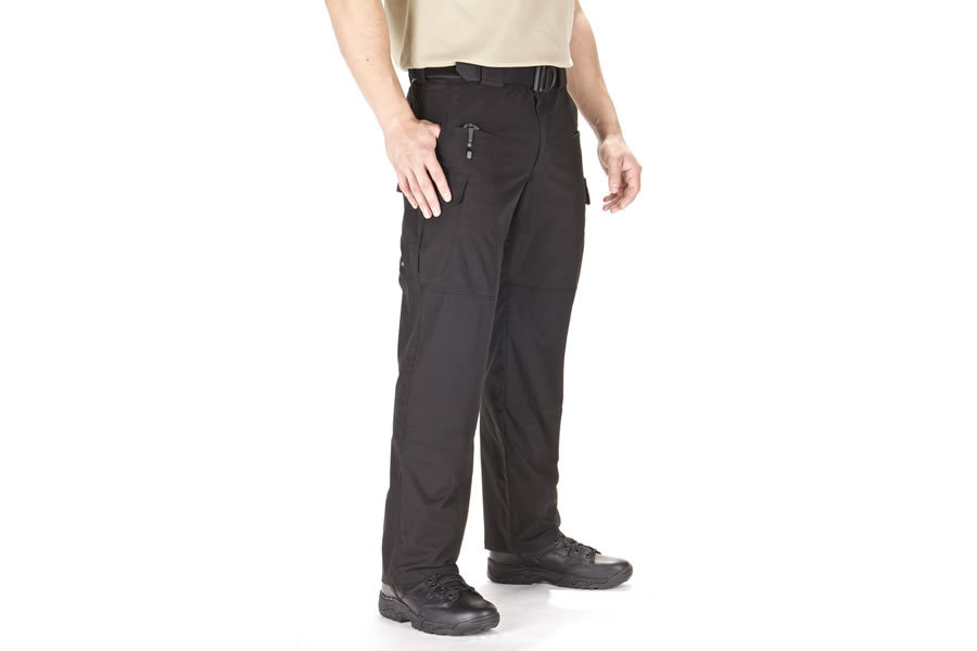 From Tactical, the Performance Training Shorts are incredibly soft and breathable, while the hand pockets and rear zippered pockets allow convenient carry for MP3 players, cash, cans of whoop-ass, etc.