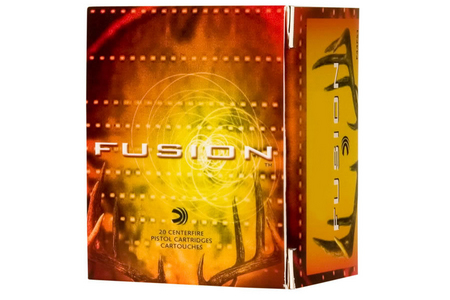 FEDERAL AMMUNITION 50 AE 300 gr SP Fusion 20/Box