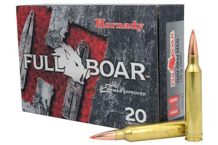 Hornady 7mm Rem Mag 139 gr GMX Full Boar 20/Box