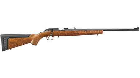 AMERICAN RIFLE 22LR BURL WOOD EXCLUSIVE