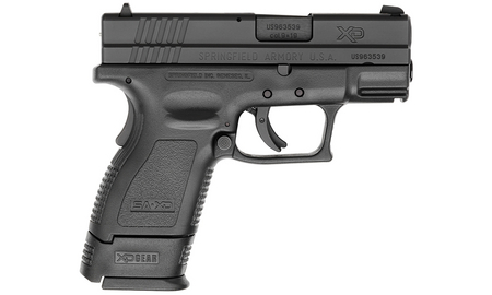 SPRINGFIELD XD 9MM SUB COMPACT BLACK