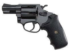 ROSSI 351 38SPL REVOLVER WITH BLUE FINISH