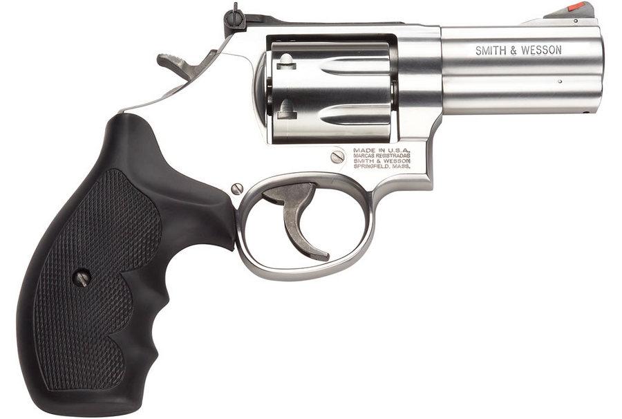 Smith & Wesson Model 686 Plus 357 Magnum 7-Round/3-inch Revolver (LE ...