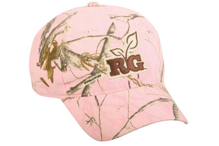 WOMENS REALTREE LOGO CAMO CAP