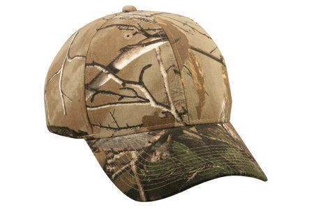 YOUTH CAMO TWILL CAP