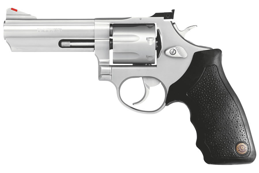 Taurus Model 66 .357 Magnum Stainless Revolver (4-inch Barrel) | Sportsman's Outdoor Superstore