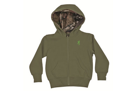 BROWNING TODDLER BUCKMARK CAMO SWEATSHIR