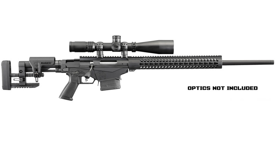 Ruger Precision Rifle 6 5 Creedmoor Bolt Action