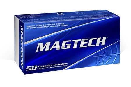 MAGTECH 38 SW 146 gr Lead Round Nose 50/Box