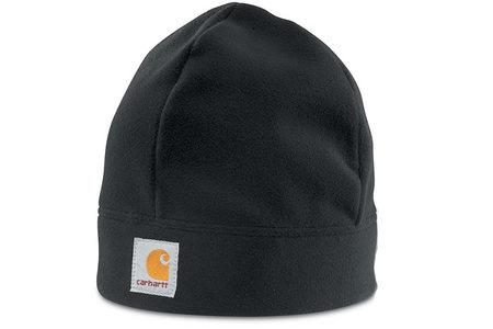 CARHARTT A207BLK FLEECE HAT