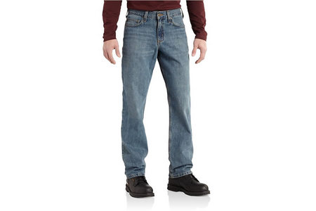 B320 RELAXED STRAIGHT JEAN