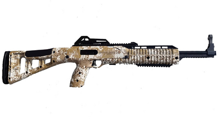 995TS 9MM DESERT DIGITAL CAMO CARBINE