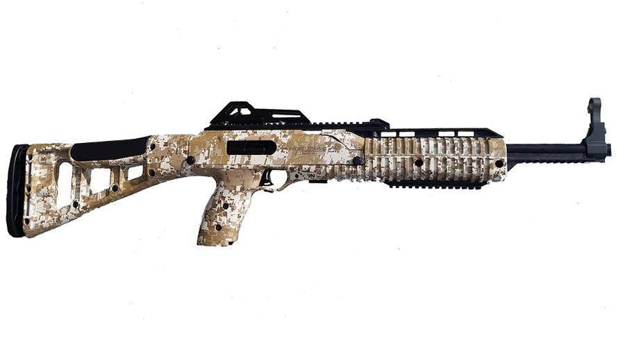 Hi Point 995ts 9mm Desert Digital Camo Carbine Vance