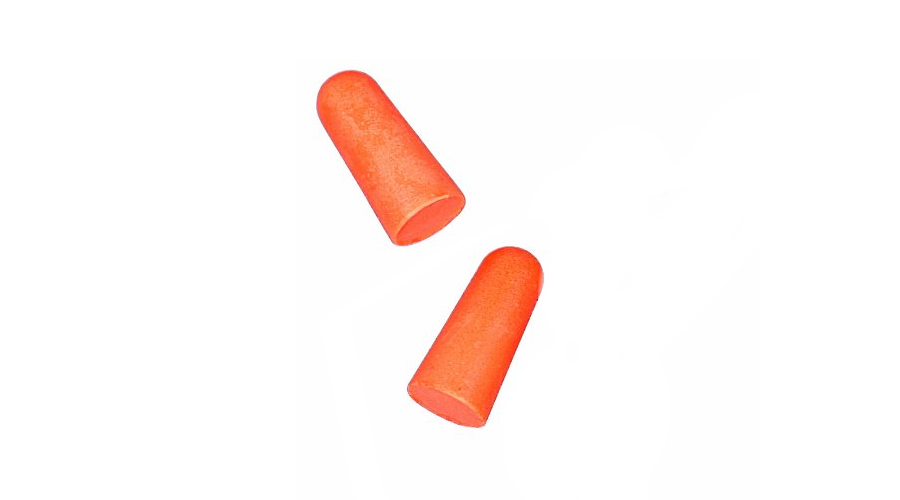 MOLDED FOAM EAR PLUG SINGLE PAIR