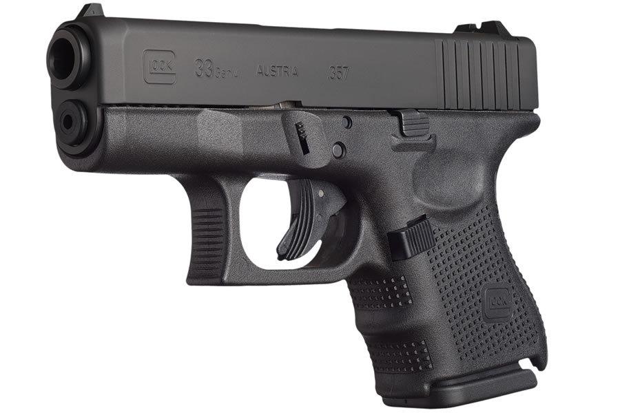 Glock 33 Gen4 357sig Fixed Sights Le Vance Outdoors