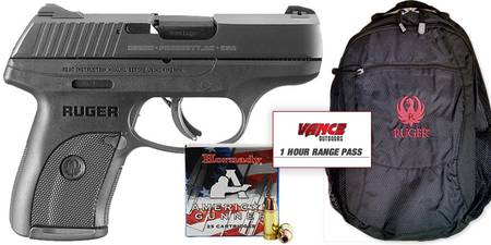 LC9S 9MM CENTERFIRE PACKAGE