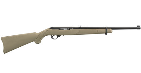 RUGER 10/22 22LR COYOTE BROWN CARBINE