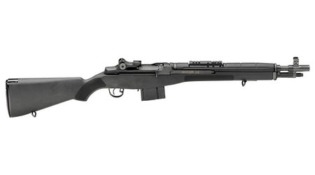M1A SOCOM-16 308 RIFLE WITH BLACK STOCK