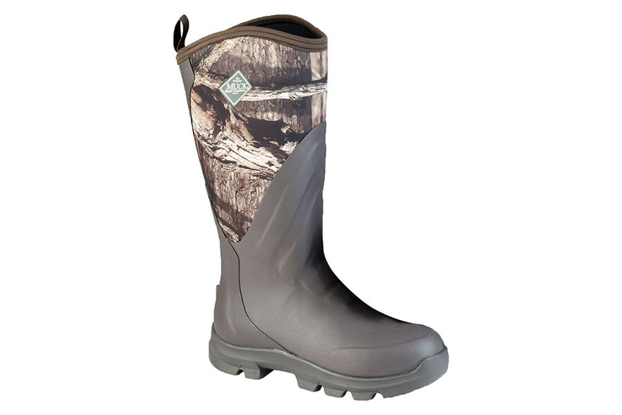 MUCK BOOTS WOODY GRIT BROWN/INFINITY @ Vance Outdoors