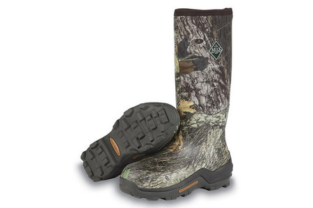 WOODY ELITE CAMO BOOT