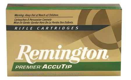 Remington 243 Win 75 gr AccuTip-V Boat Tail Premier 20/Box