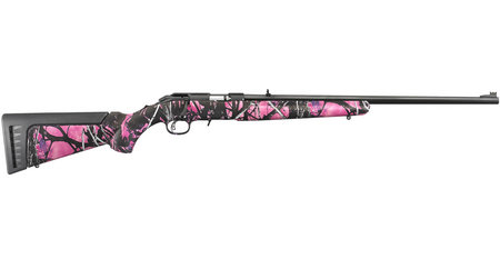 AMERICAN RIMFIRE RIFLE 22LR MUDDY GIRL