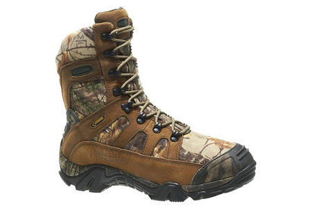 9IN GORETEX RIDGELINE XTREME CAMO BOOT