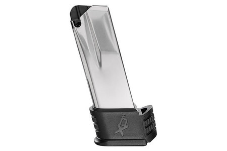 SPRINGFIELD XDM 3.8 Compact 40SW 16-Round Factory Magazine with Sleeve for Backstrap 1