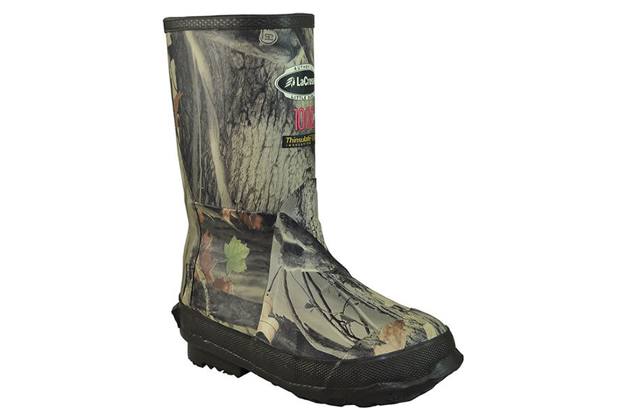 Lacrosse Lil Burly Insulated Camo Boot Vance Outdoors