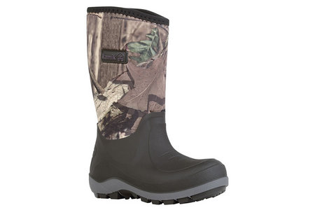 YOUTH BLISTER CAMO SHAFT RUBBER BOOT