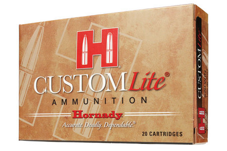 Hornady 308 Win 125 gr SST Custom Lite 20/Box