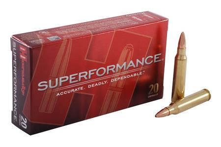 Hornady 5.56mm NATO 55 gr GMX Superformance 20/Box