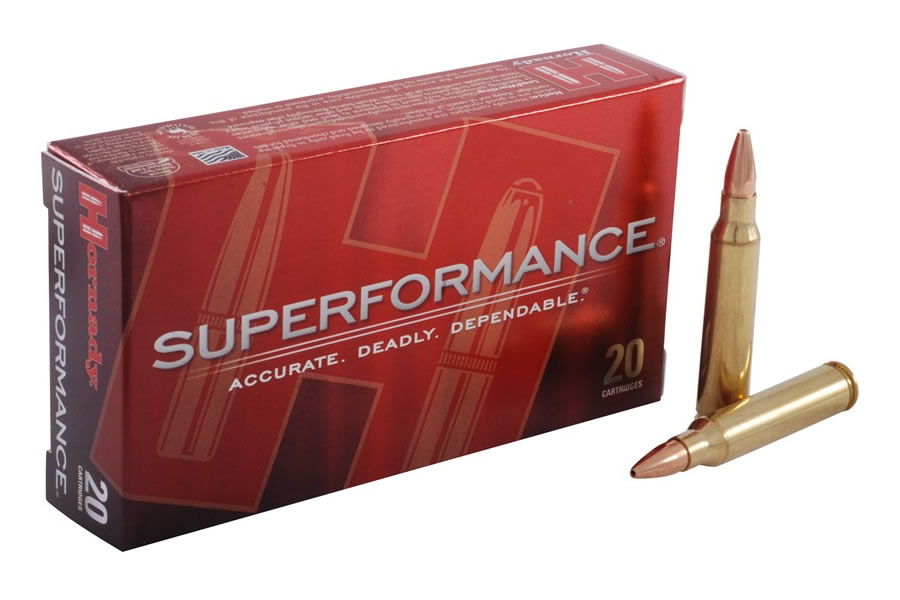 5.56 NATO 55 GR GMX SUPERFORMANCE