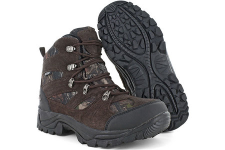 BOYS TRACKER JR INSULATED CAMO HIKER