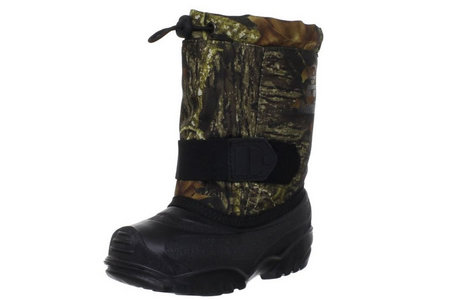 TODDLER TICKLE CAMO SHAFT RUBBER BOOT