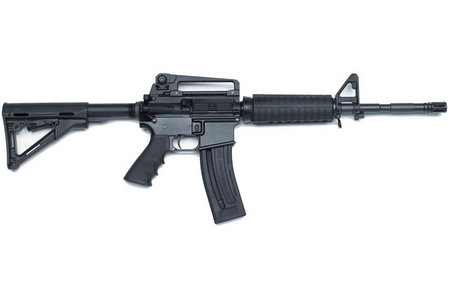 M FOUR-22 22LR BLACK RIMFIRE CARBINE