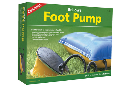 BELLOWS FOOT AIR PUMP