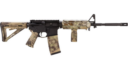 M4 CARBINE 5.56MM KRYPTEK HIGHLANDER