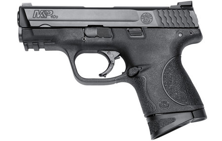 SMITH AND WESSON MP40C 40SW COMPACT SIZE NO THUMB SAFETY
