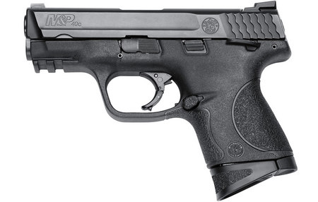 SMITH AND WESSON MP40C 40SW COMPACT SIZE THUMB SAFETY