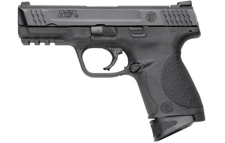 SMITH AND WESSON MP45C 45ACP COMPACT SIZE NO THUMB SAFETY