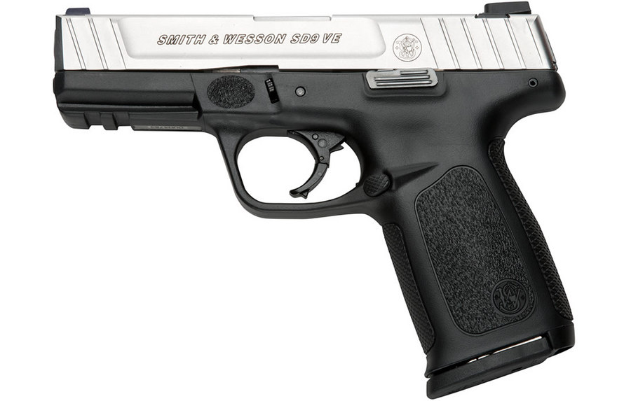 SD9 VE 9MM TWO-TONE PISTOL
