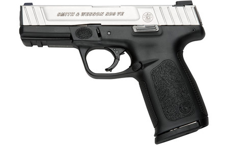 SMITH AND WESSON SD9 VE 9MM TWO-TONE PISTOL