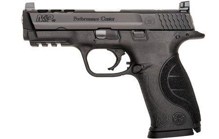 SMITH AND WESSON MP40 40SW PERFORMANCE CENTER PORTED