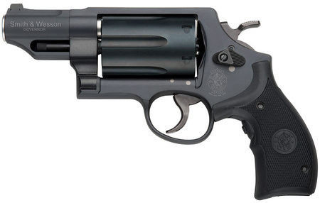 GOVERNOR 45/410 REVOLVER CRIMSON TRACE