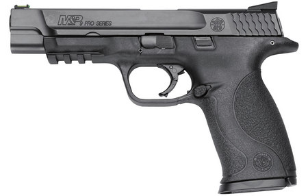 SMITH AND WESSON MP9 9MM PRO SERIES WITH FIBER OPTIC
