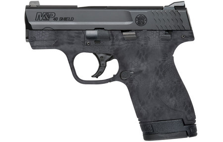 SMITH AND WESSON MP40 SHIELD 40SW WITH KRYPTEK TYPHON