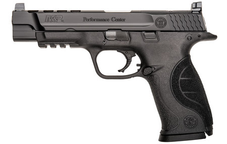 SMITH AND WESSON MP9L 9MM PERFORMANCE CENTER PISTOL