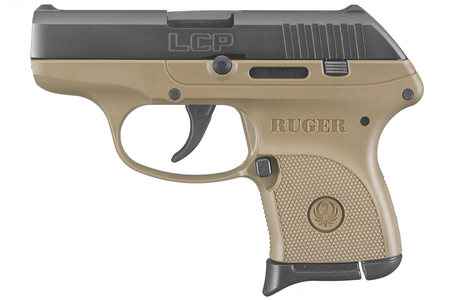 LCP 380 ACP WITH FDE FRAME