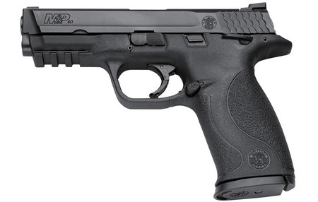 SMITH AND WESSON MP40 40SW FULL SIZE THUMB SAFETY
